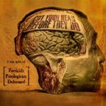 "CD Parricide/Patologicum/Deformed ""Cut your head befor they do"""
