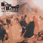 "CD Horn of Valere ""Blood of The Heathen Ancients"""