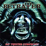 "CD Betrayer ""My Twisted Symphony"""